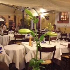 Photo taken at Le Volte Ristorante da Fabio by Chris H. on 6/18/2012