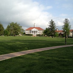 Photo taken at James Madison University by Greg M. on 5/6/2012