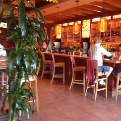 Photo taken at Rosa Mexicano by Andy S. on 6/25/2012