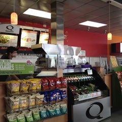 Photo taken at Quiznos by Walt on 2/2/2012