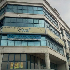 Photo taken at CWA Ampang Branch by Azly A. on 3/6/2012