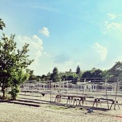 Das Foto wurde bei Flohmarkt am Mauerpark von bosch am 5/26/2012 aufgenommen