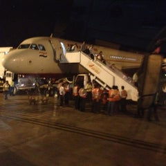 Photo taken at Dabolim Goa International Airport (GOI) by Sergey K. on 4/4/2012