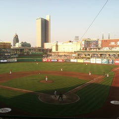 Photo taken at Fort Wayne TinCaps Baseball by Tom D. on 5/27/2012