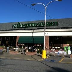 Photo taken at Whole Foods Market by Derek G. on 6/17/2012