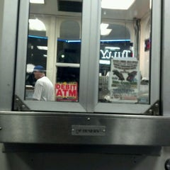 Photo taken at Sam's Quarter Pound Burgers by Billy on 4/22/2012