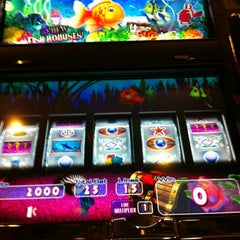 Photo taken at Emerald Casino by Kat H. on 6/23/2012