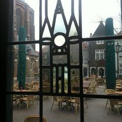 Photo taken at Café De Oude Jan by Wiebe d. on 3/30/2012