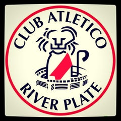Photo taken at Estadio Monumental (River Plate) by Camilo M. on 6/9/2012