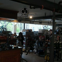 Photo taken at Strictly Bicycles by Mark K. on 4/15/2012