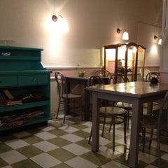 Photo taken at Cafè Camèlia by Marta E. on 5/8/2012