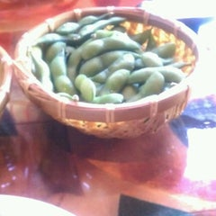 Photo taken at Fuji Japanese Steak House by Carolyn L. on 7/15/2012