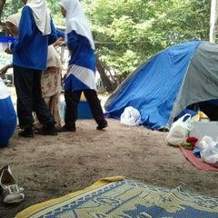 Photo taken at Kem Kijang by Shahirah A. on 3/28/2012