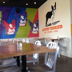 Photo taken at Austin Terrier by Corey P. on 6/11/2012