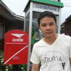 Photo taken at วัดระฆัง คณะ ๑ by Oak16 on 2/29/2012