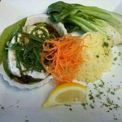 Photo taken at Mediterranean Gourmet by Rhonda P. on 5/13/2012