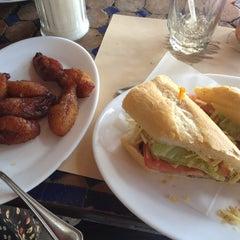 Photo taken at Casa Larios by Jenna S. on 2/24/2012