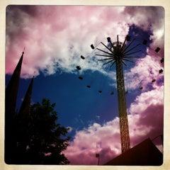 Photo taken at Skihut Tilburg by Mireille on 7/21/2012