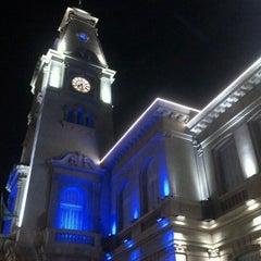 Photo taken at Ciudad de Campana by Nahuel P. on 6/19/2012