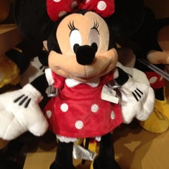Photo taken at Disney Store by Kym H. on 4/22/2012