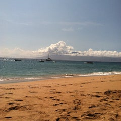 Photo taken at Kā'anapali Beach by David C. on 6/14/2012