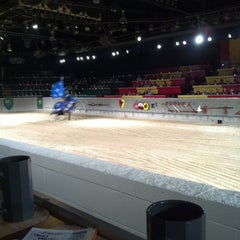 Photo taken at Medieval Times by Stephaniiee B. on 4/19/2012