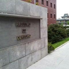 Photo taken at Facultad De Derecho by miguel p. on 5/11/2012