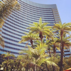 Photo taken at San Diego Marriott Marquis & Marina by Charlie on 4/5/2012