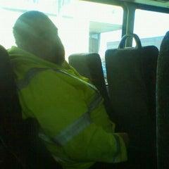Photo taken at NJT - Bus 165 by Thomas 'Dav' D. on 3/27/2012