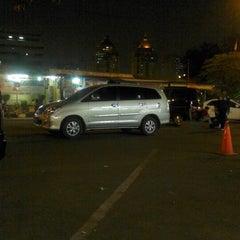 Photo taken at Underpass Senen (Terowongan) by johanest w. on 9/13/2012