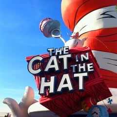 Photo taken at The Cat in the Hat by Prima C. on 6/17/2012