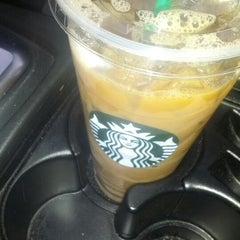 Photo taken at Starbucks by Steve C. on 8/19/2012
