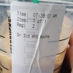 Photo taken at Starbucks by Gloria S. on 2/25/2012