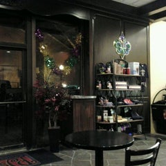 Photo taken at PJ's Coffee by Tamiko P. on 2/21/2012