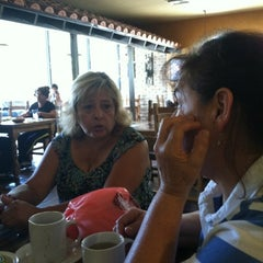 Photo taken at El Jacal Restaurant by Emma C. on 7/21/2012