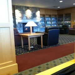 Photo taken at Clinton Macomb Public Library by Kim N. on 3/5/2012