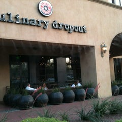 Photo taken at Culinary Dropout by Sean C. F. on 6/3/2012