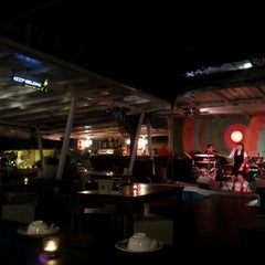 Photo taken at CHIQ Bar & Restaurant by papaneo on 2/27/2012