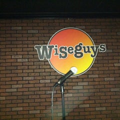Photo taken at Wiseguys Comedy by Dylan M. on 6/15/2012