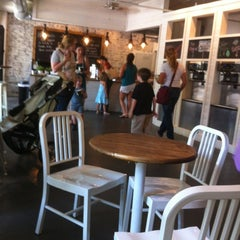 Photo taken at The Yogurt Tap by Lewis T. on 6/28/2012