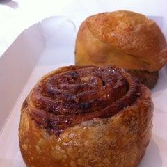 Photo taken at Oregano Bakery by Tim on 3/17/2012