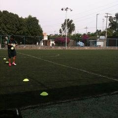 Photo taken at Escuela Heroes De La Libertad by ALvberto C. on 5/17/2012