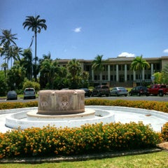 Photo taken at University of Hawai'i at Mānoa by Paul M. on 5/2/2012