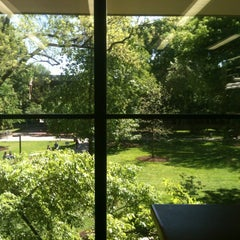 Photo taken at Ekstrom Library by Darwin R. on 4/18/2012