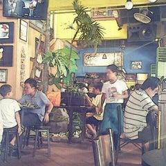 Photo taken at Geographér Café by leong bunny on 8/20/2012