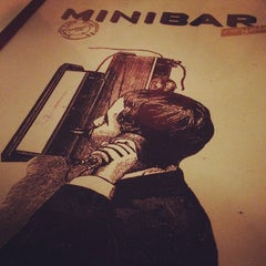 Photo taken at Minibar Royale by Ormy A. on 8/24/2012