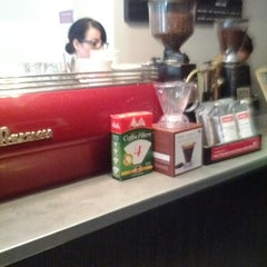 Photo taken at Gimme! Coffee by Sajid M. on 9/5/2012