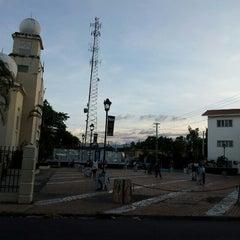 Photo taken at Iglesia San Antonio de Padua by Lexicr V. on 9/13/2012