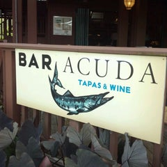 Photo taken at Bar Acuda by April P. on 9/7/2012