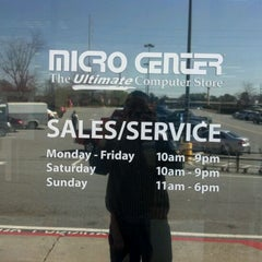 Photo taken at Micro Center by Jim C. on 2/20/2012